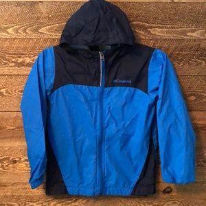 Columbia sportswear boys Glennaker rain jacket